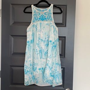Embroidered Lilly Pulitzer Dress